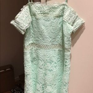 Gorgeous NWT Lace Romper
